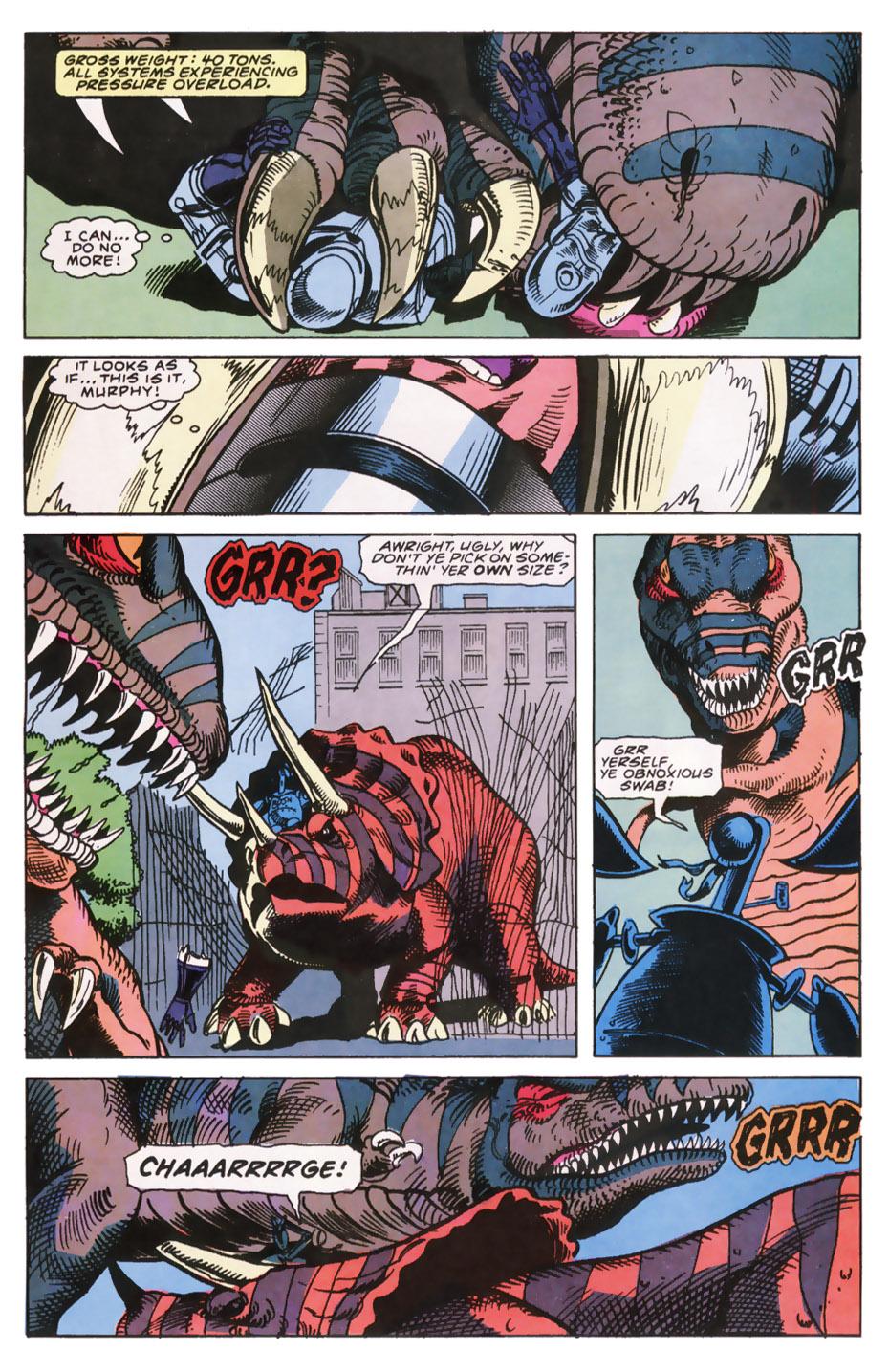 Read online Robocop (1990) comic -  Issue #7 - 21
