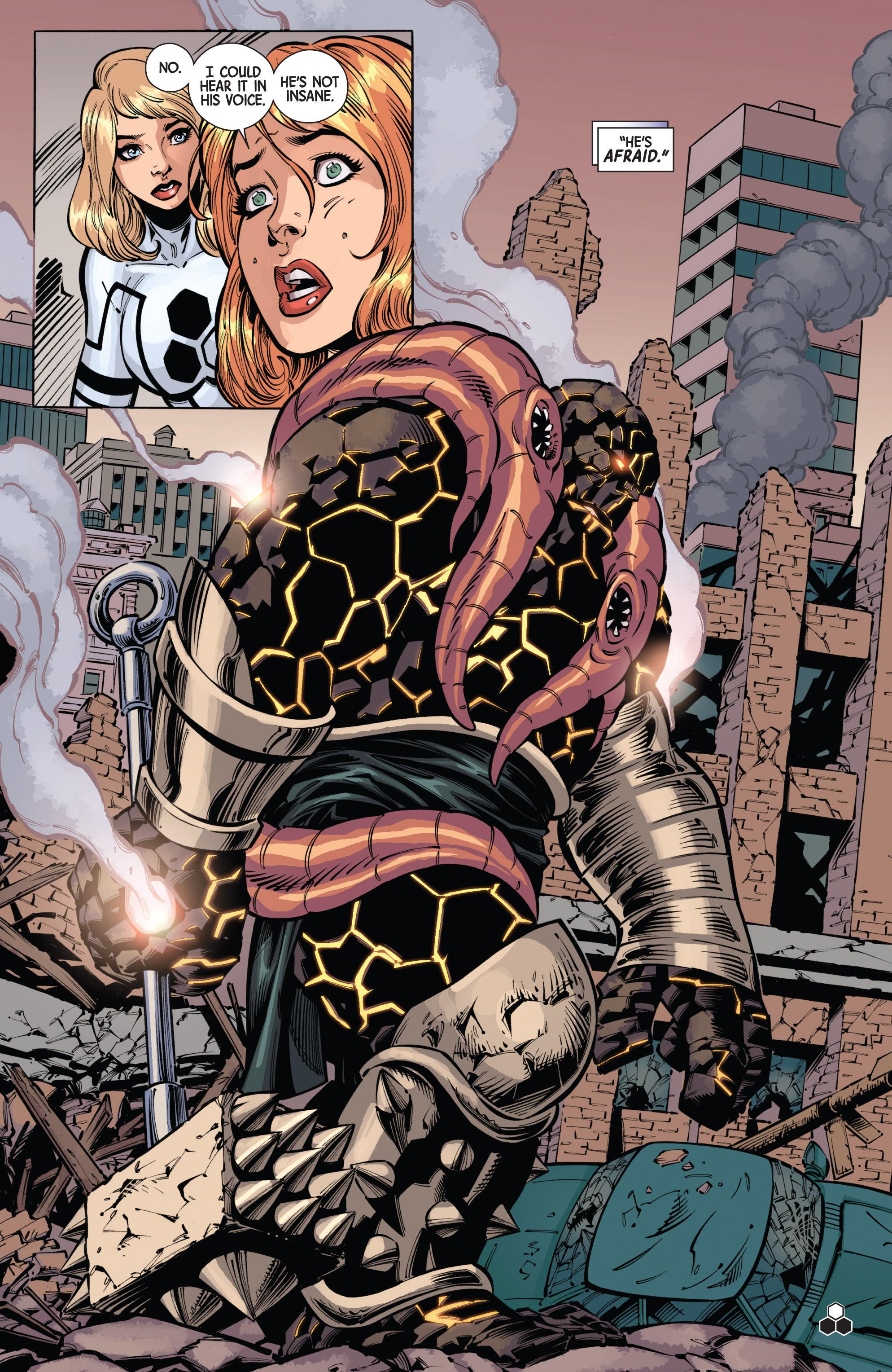 Read online Fear Itself: FF comic -  Issue # Full - 24