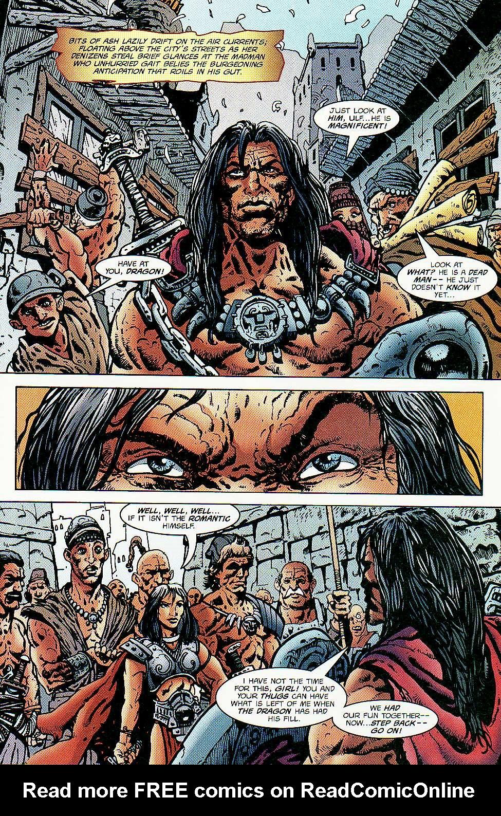 Read online Conan: Return of Styrm comic -  Issue #3 - 6
