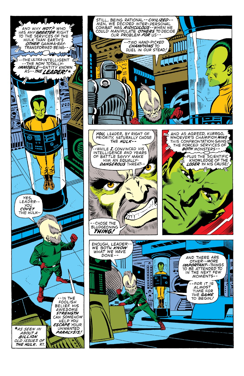Read online Marvel Two-In-One Epic Collection: Cry Monster comic -  Issue # TPB (Part 1) - 11