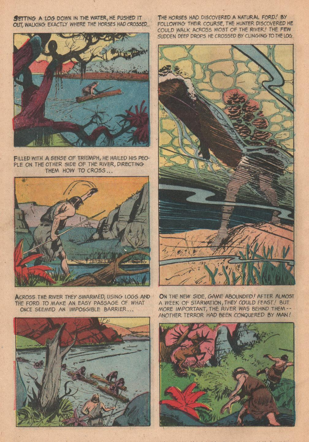 Read online Turok, Son of Stone comic -  Issue #55 - 22