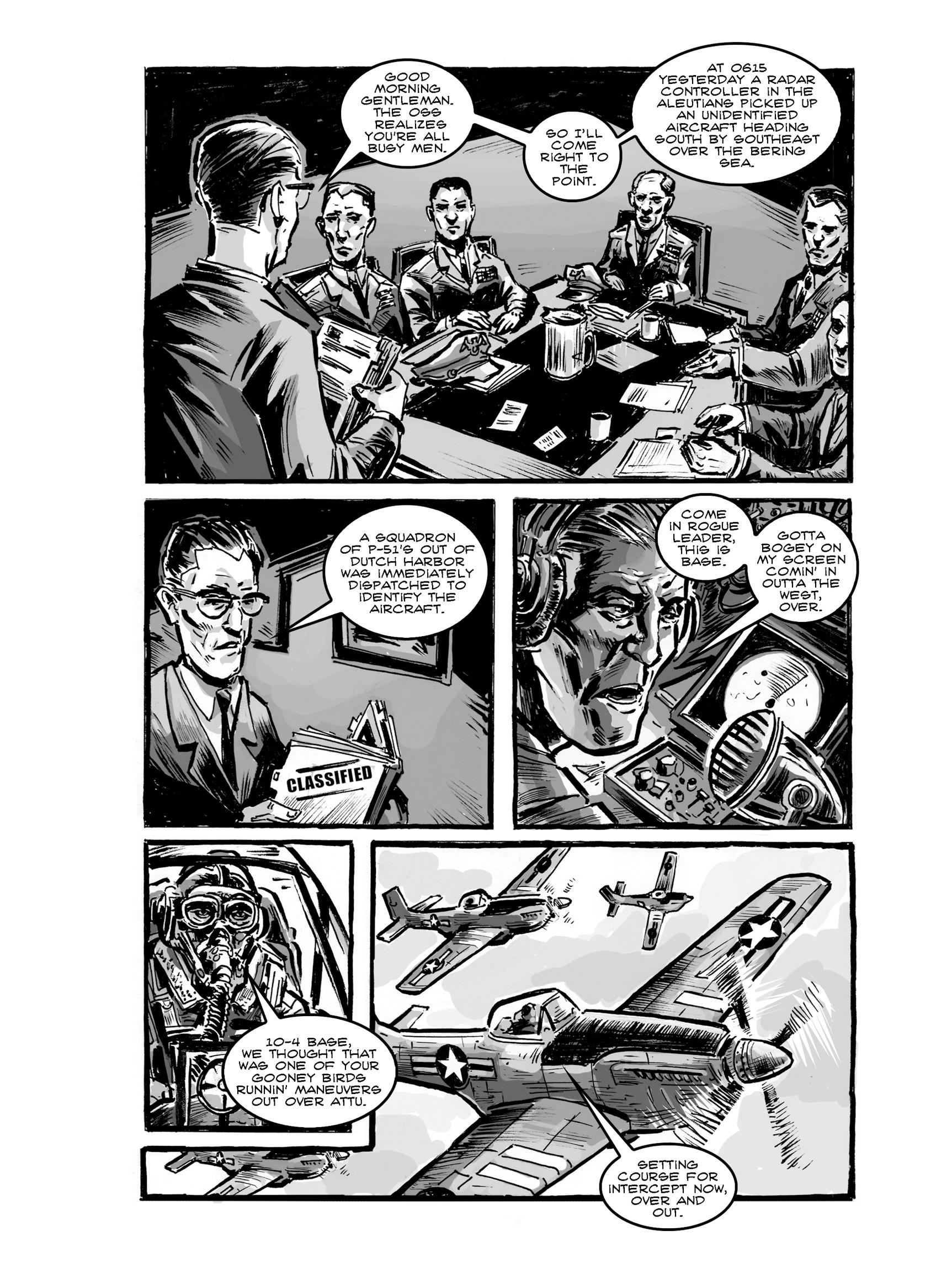 Read online FUBAR comic -  Issue #2 - 142