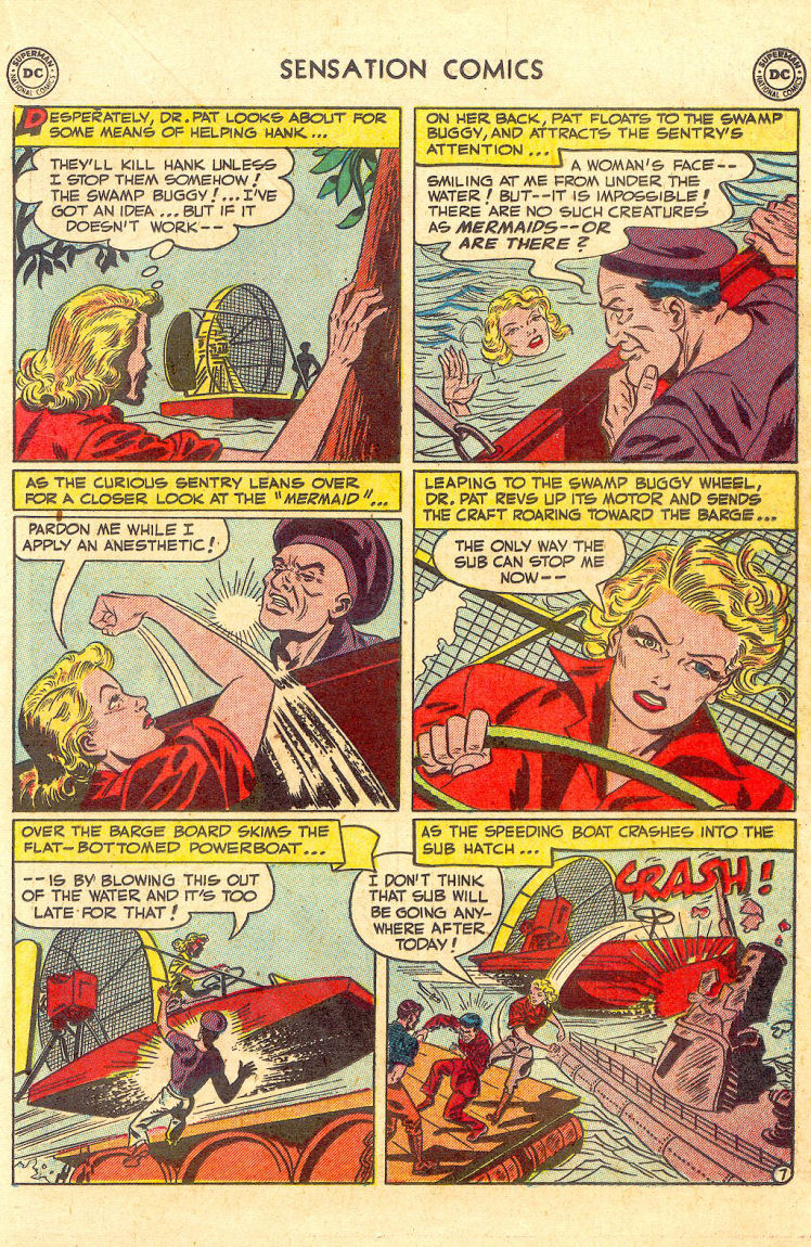 Read online Sensation (Mystery) Comics comic -  Issue #105 - 23