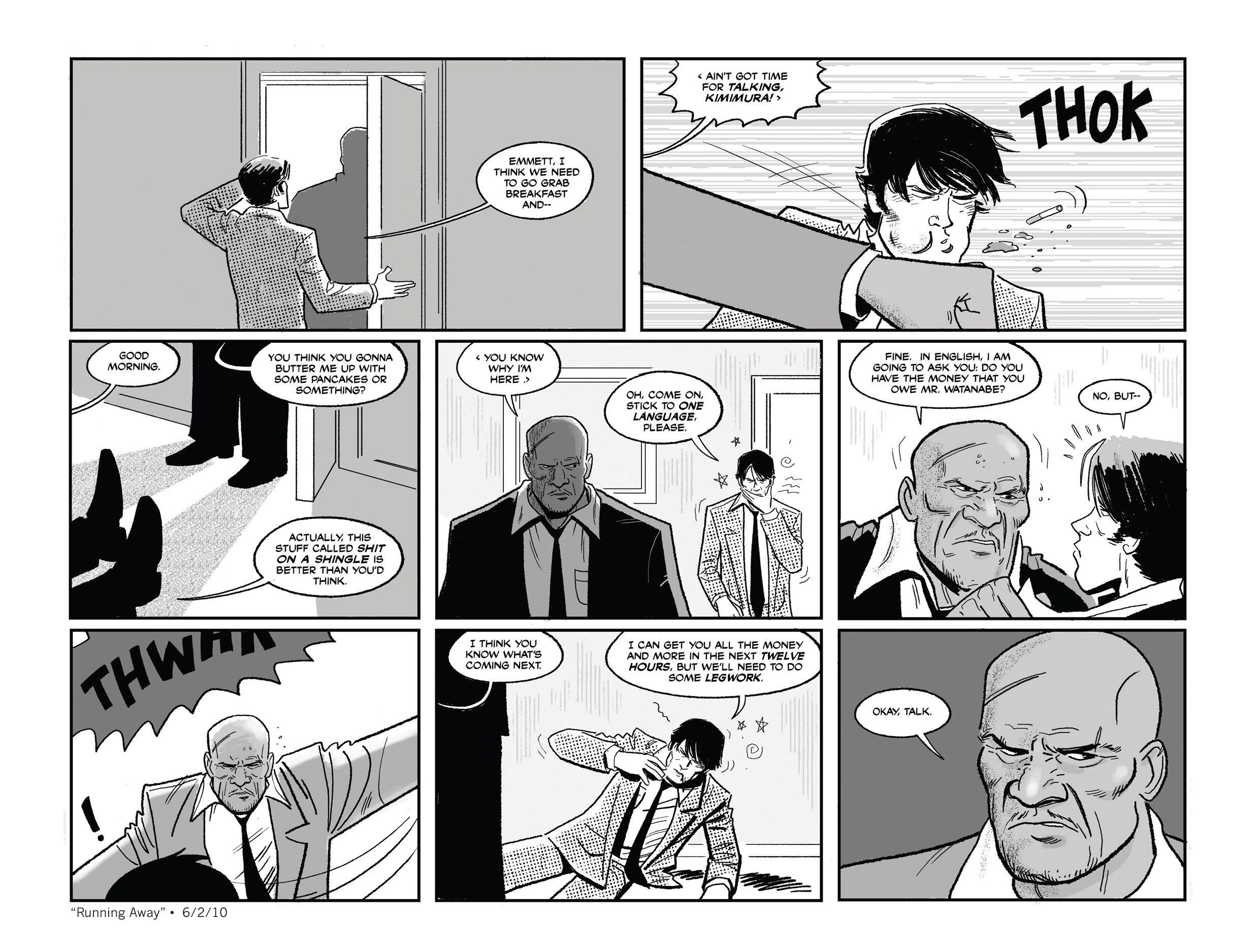 Read online She Died In Terrebonne comic -  Issue #3 - 4