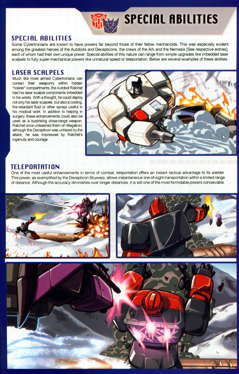 Read online Transformers: More than Meets the Eye comic -  Issue #8 - 48