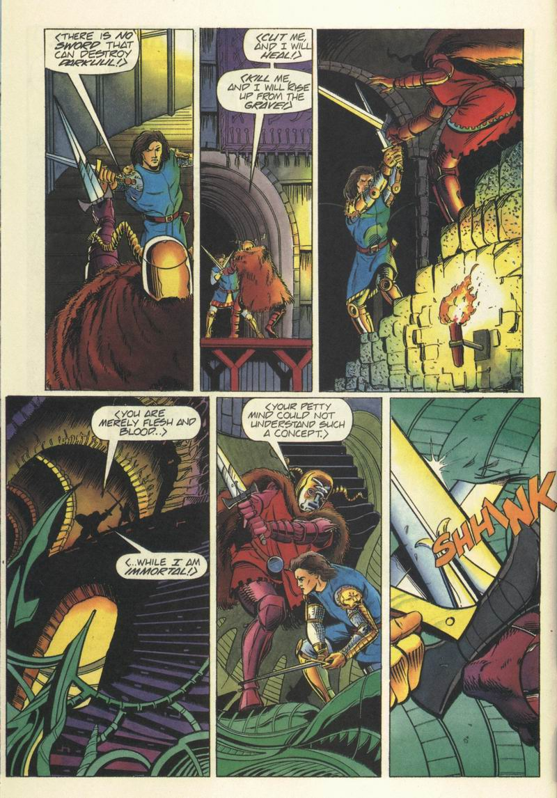 Read online Secret Weapons comic -  Issue #6 - 6