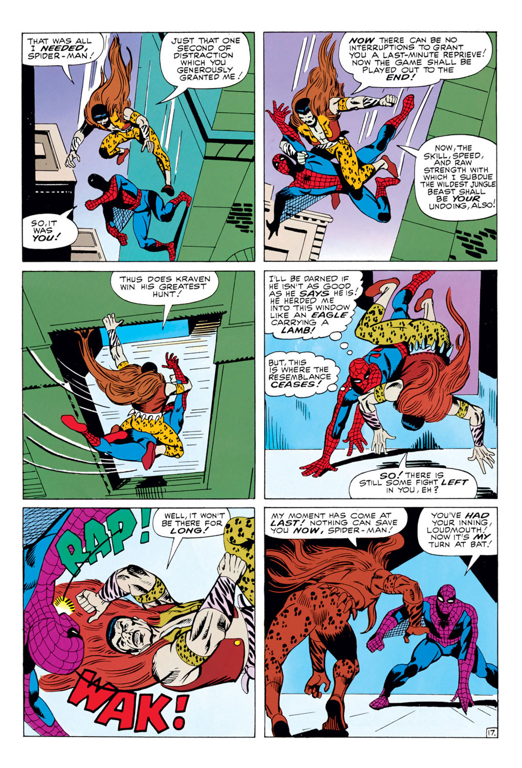 The Amazing Spider-Man (1963) 34 Page 17