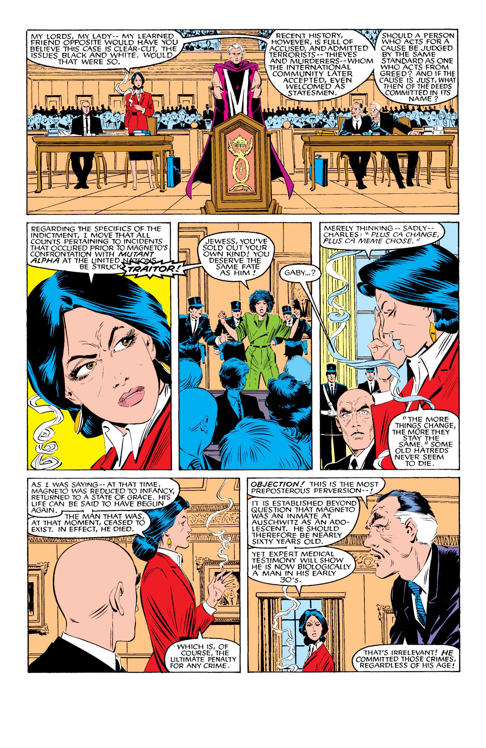 Read online Uncanny X-Men (1963) comic -  Issue #200 - 12