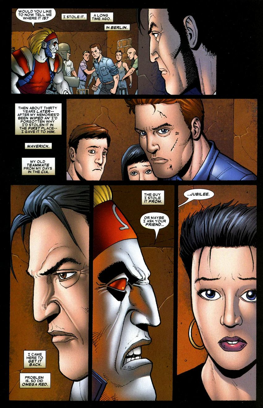 Read online Wolverine: Origins comic -  Issue #7 - 18