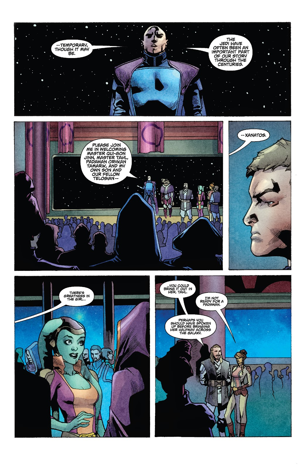 Read online Star Wars Legends: Rise of the Sith - Epic Collection comic -  Issue # TPB 1 (Part 2) - 26