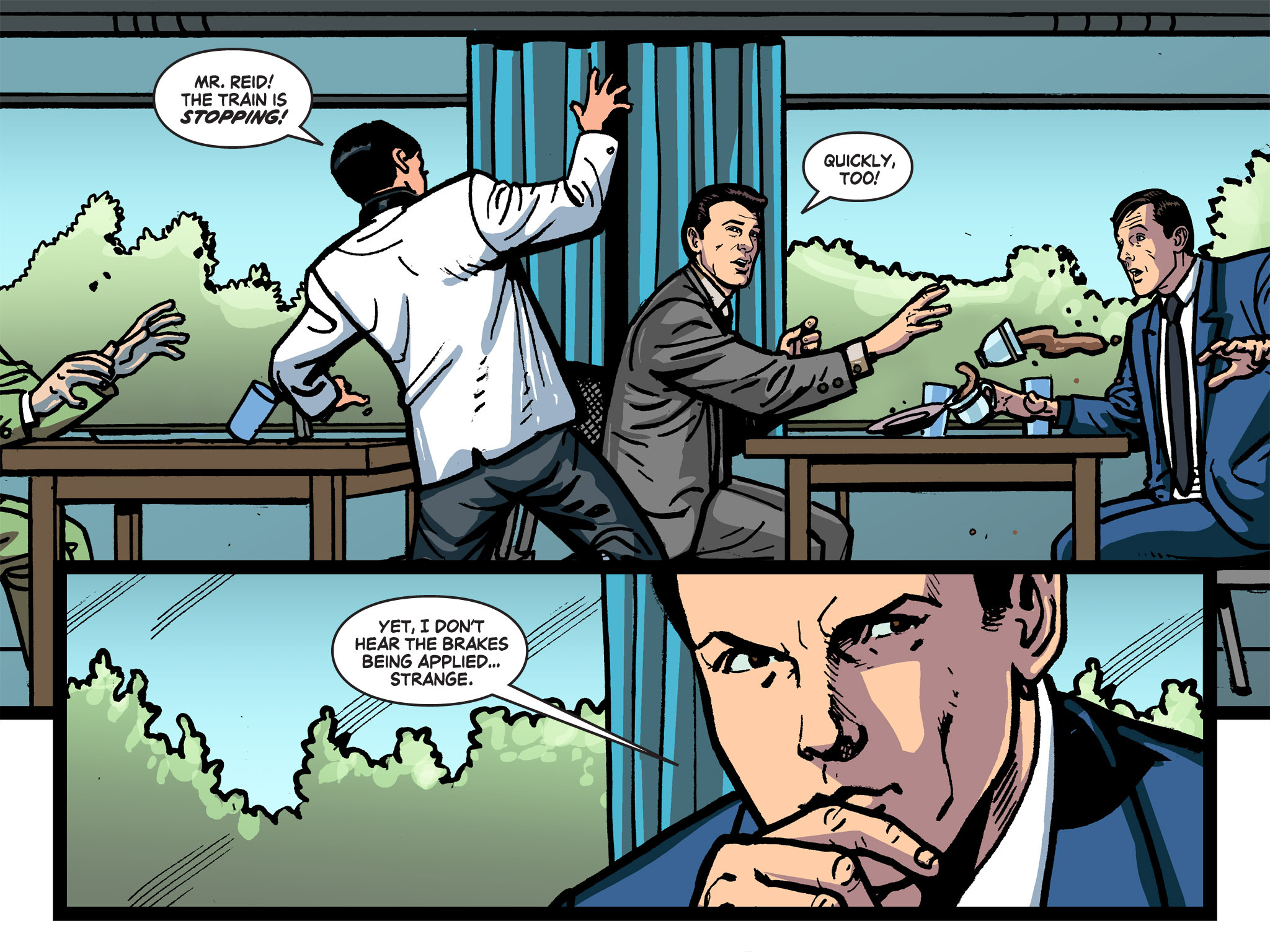 Read online Batman '66 Meets the Green Hornet [II] comic -  Issue #1 - 65