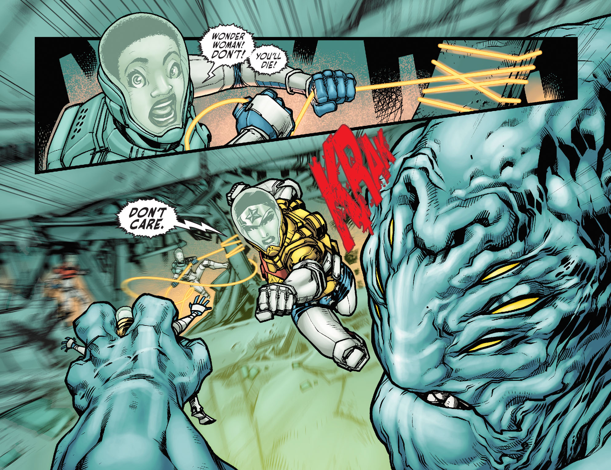 Read online Sensation Comics Featuring Wonder Woman comic -  Issue #21 - 17