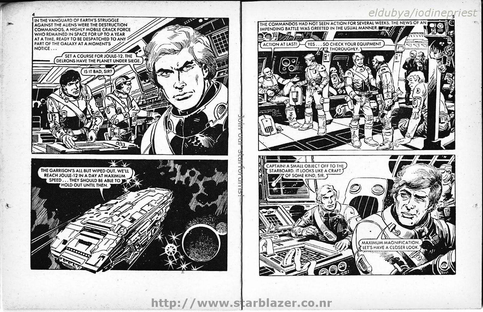 Starblazer issue 65 - Page 4