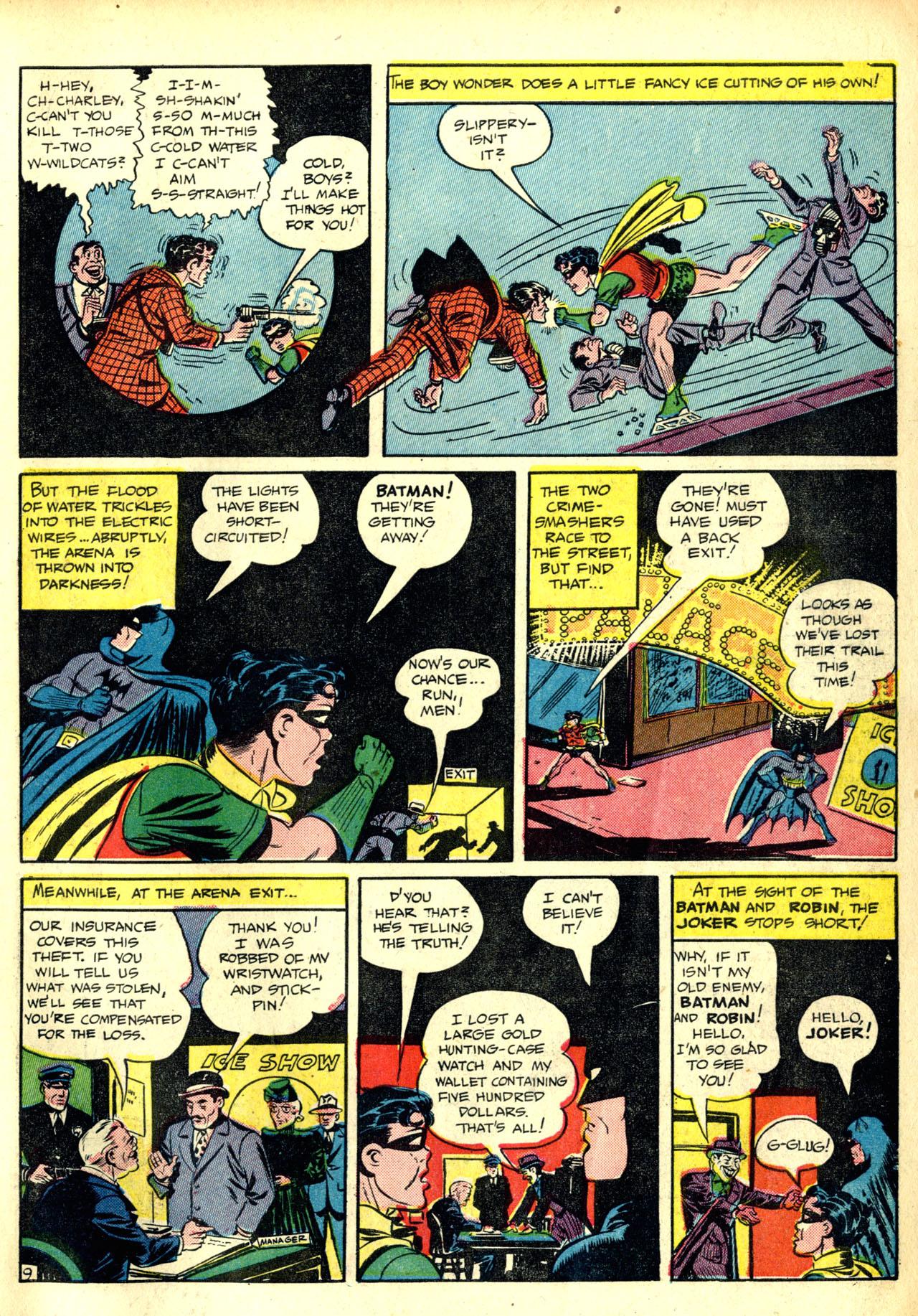 Detective Comics (1937) 64 Page 10