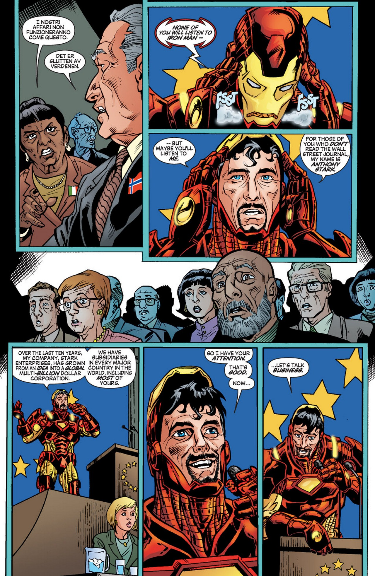 Read online Avengers (1998) comic -  Issue #58 - 12