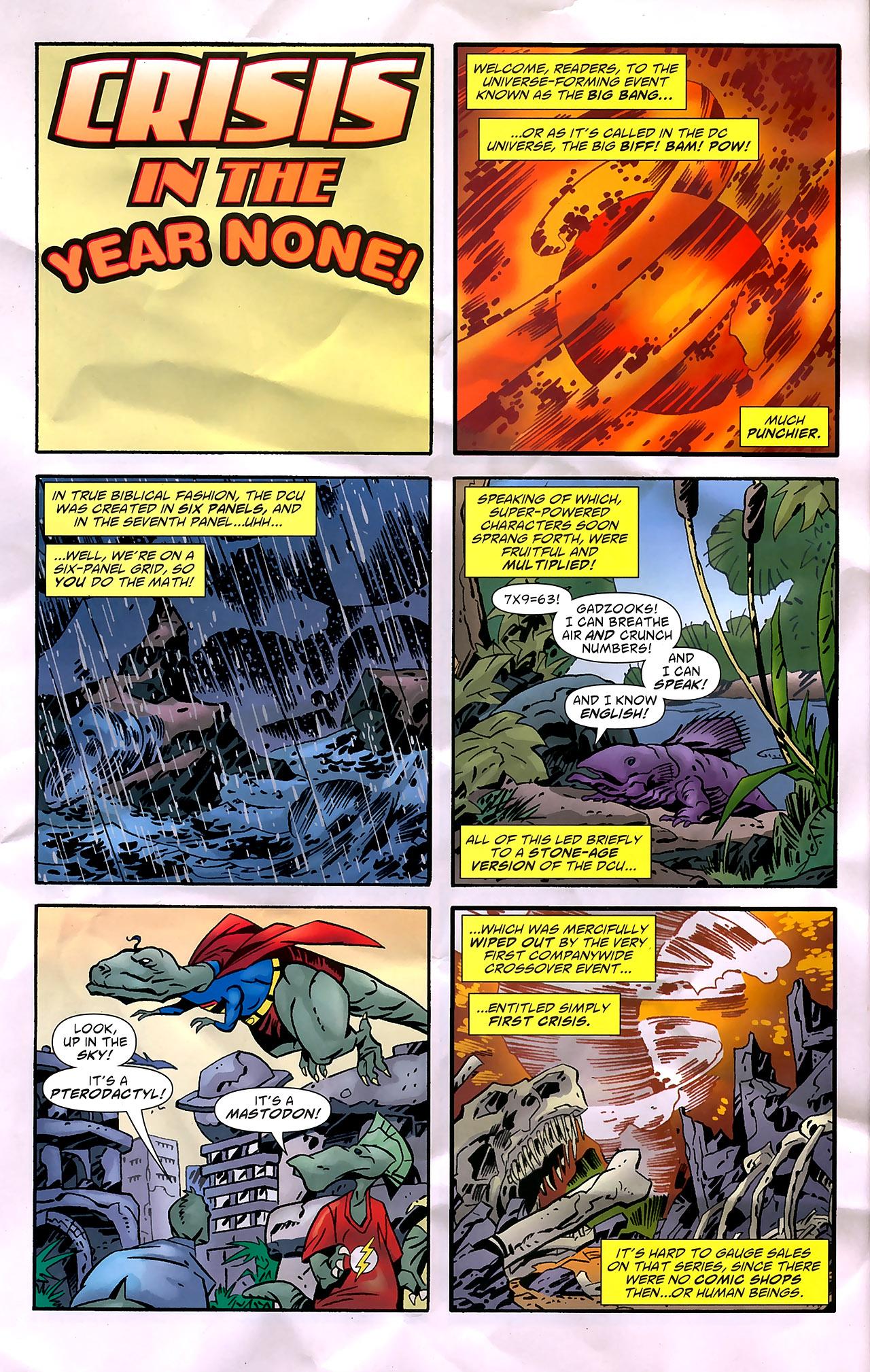 Read online Ambush Bug: Year None comic -  Issue #7 - 8