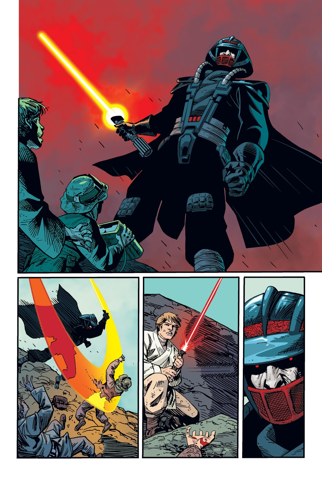 Read online Star Wars Legends: Infinities - Epic Collection comic -  Issue # TPB (Part 5) - 113