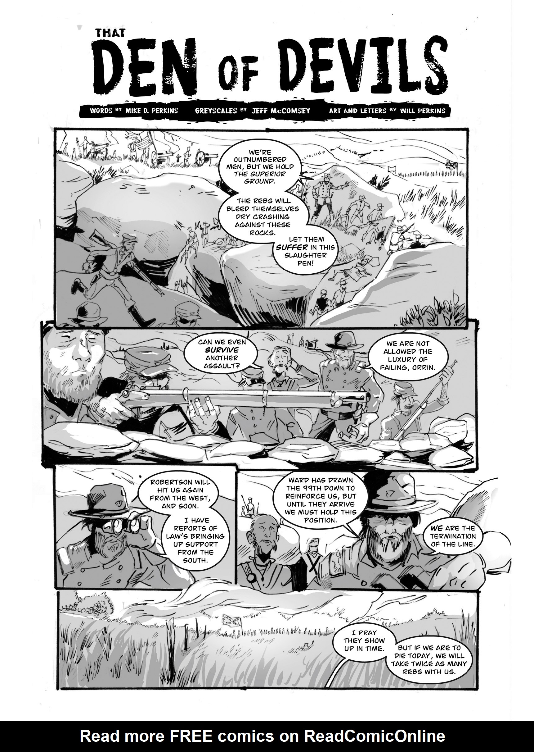Read online FUBAR comic -  Issue #3 - 129