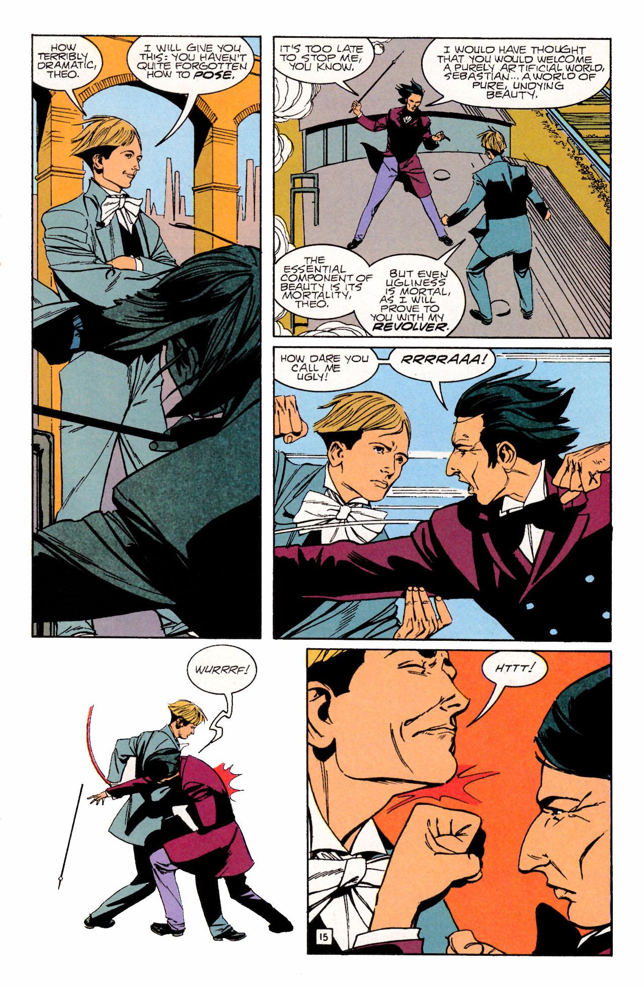 Read online Sebastian O comic -  Issue #3 - 19