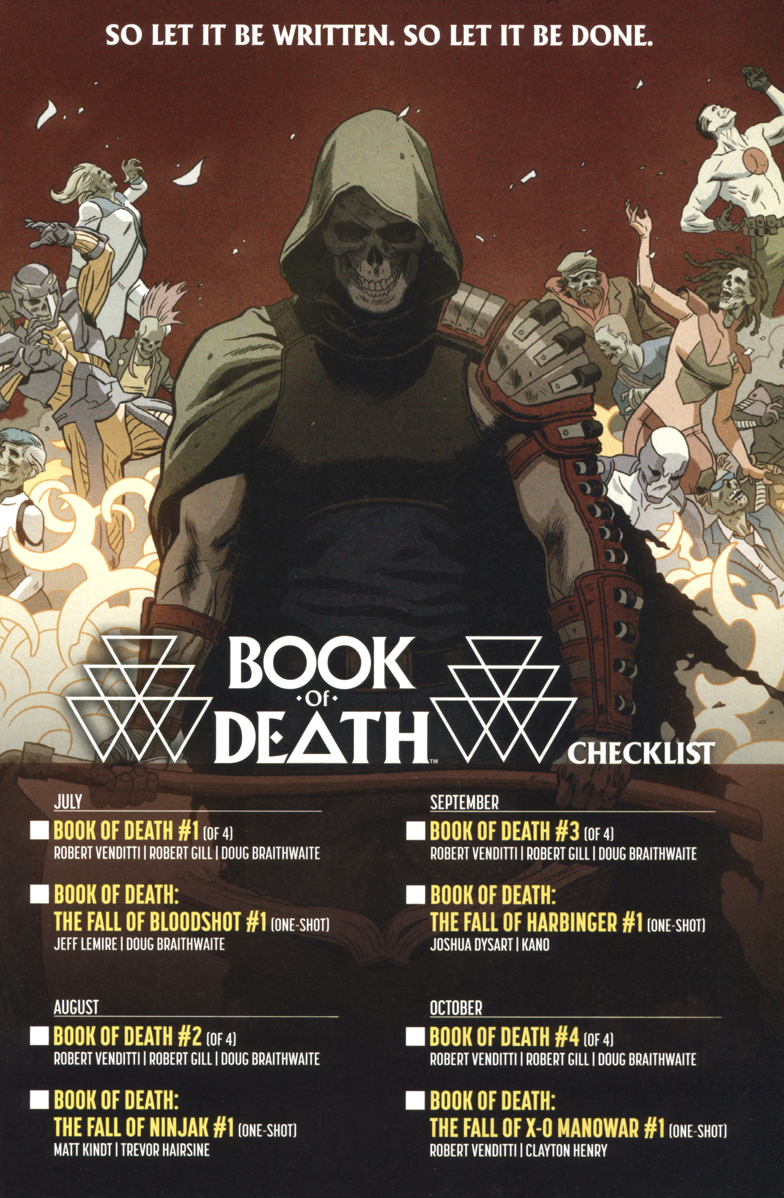 Read online Book of Death: Legends of the Geomancer comic -  Issue #4 - 20