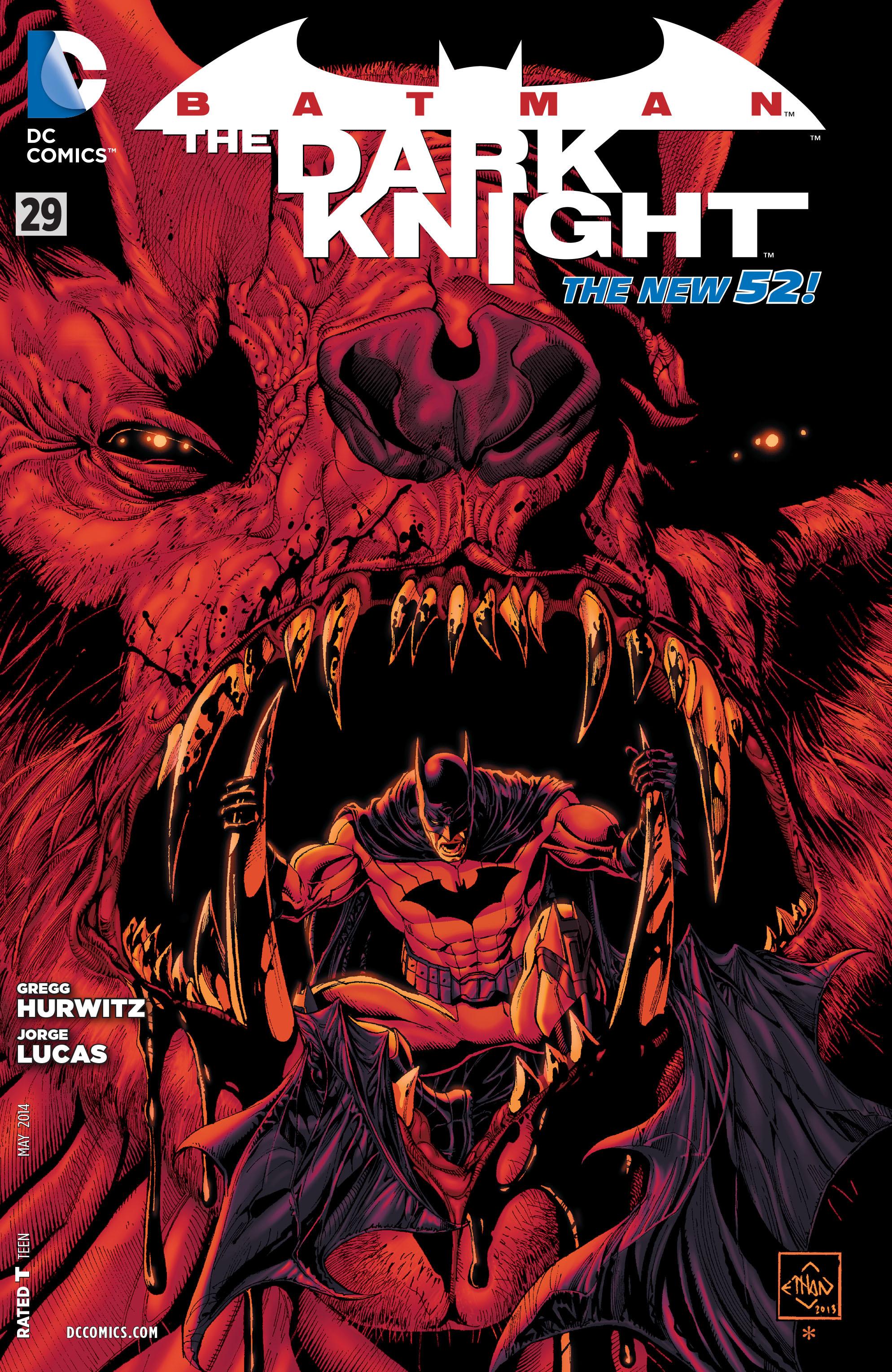 Batman: The Dark Knight [II] (2011) 29 Page 1