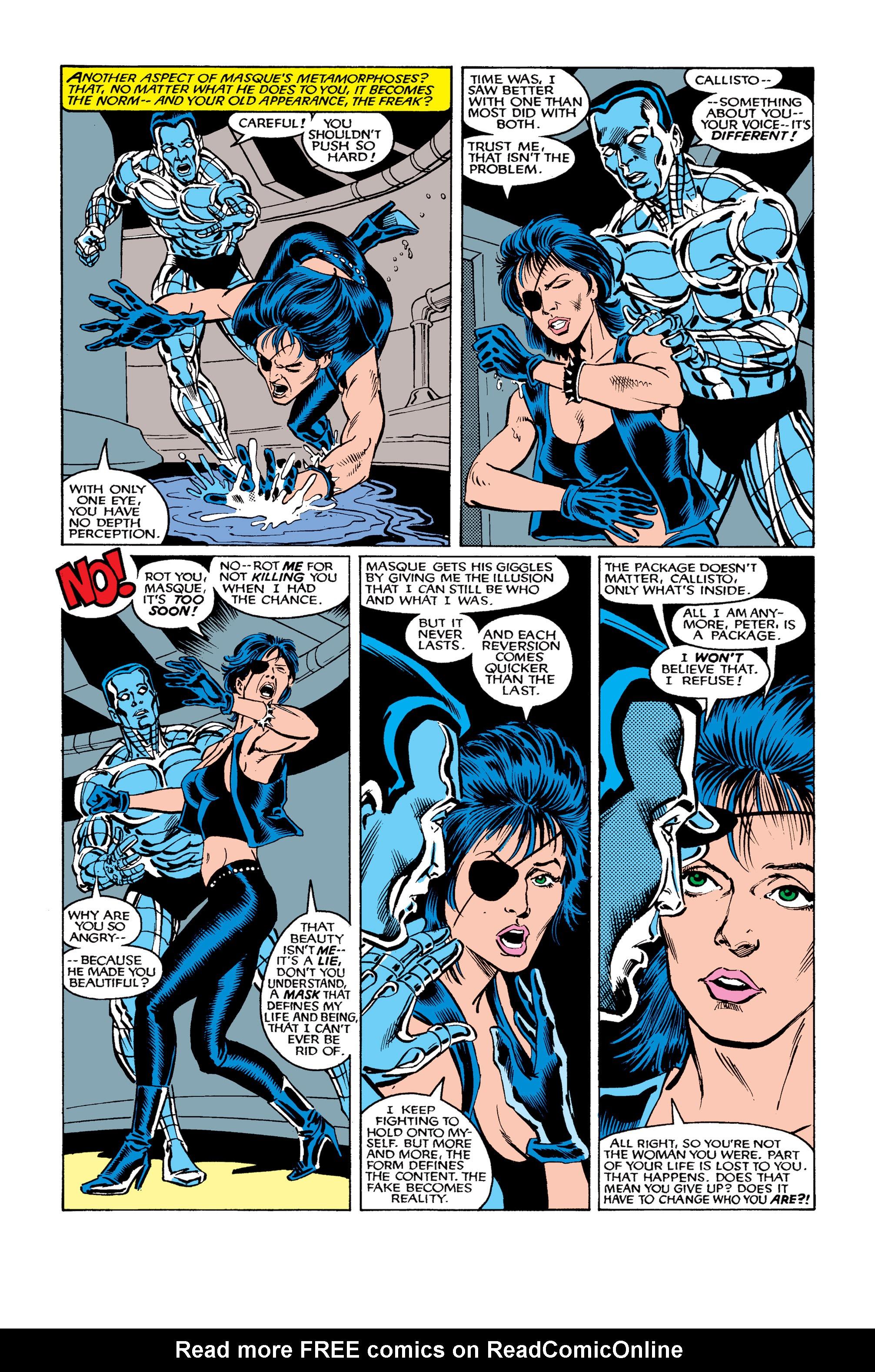 Read online Uncanny X-Men (1963) comic -  Issue #263 - 15