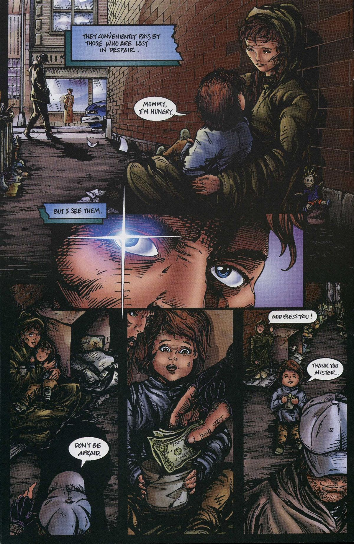 ArchAngels: The Saga issue 1 - Page 7