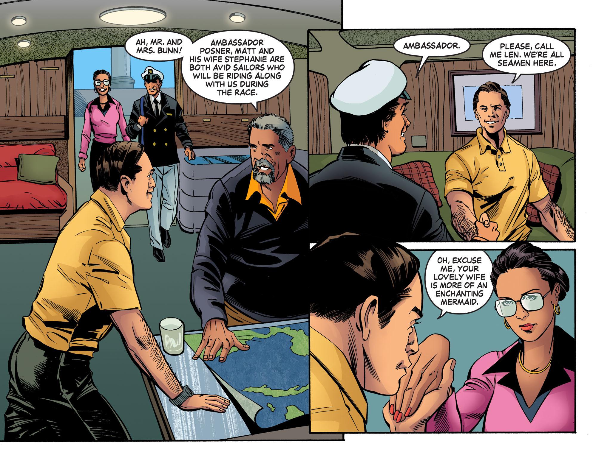 Read online Wonder Woman '77 [I] comic -  Issue #19 - 9