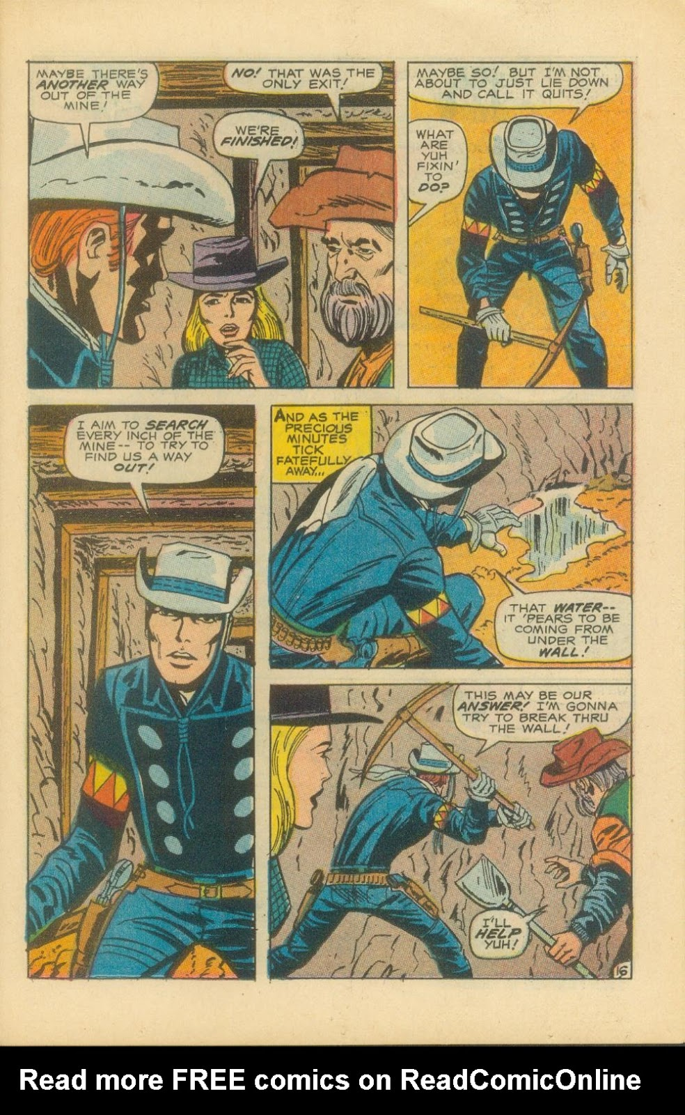 The Rawhide Kid (1955) issue 87 - Page 24