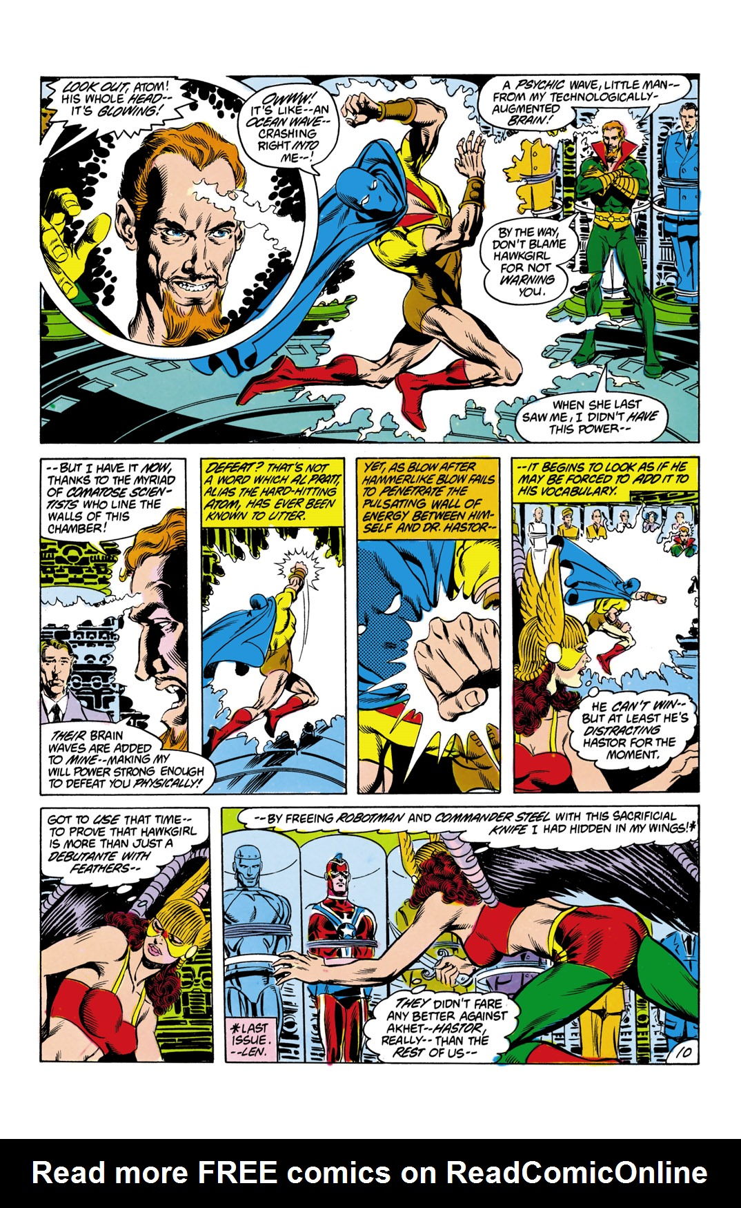 Read online All-Star Squadron comic -  Issue #12 - 11