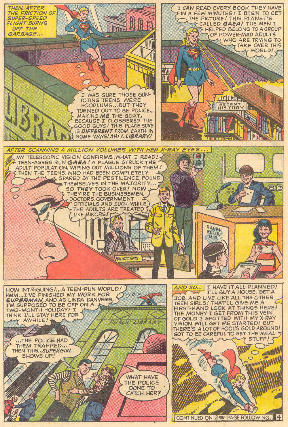 Action Comics (1938) 344 Page 21