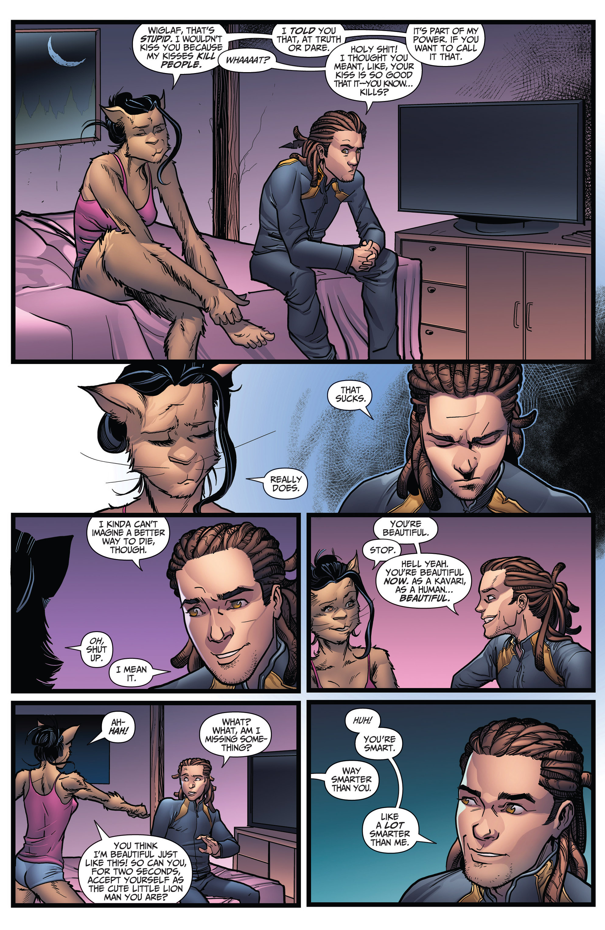 Read online Grimm Fairy Tales: Arcane Acre comic -  Issue # TPB 3 - 137