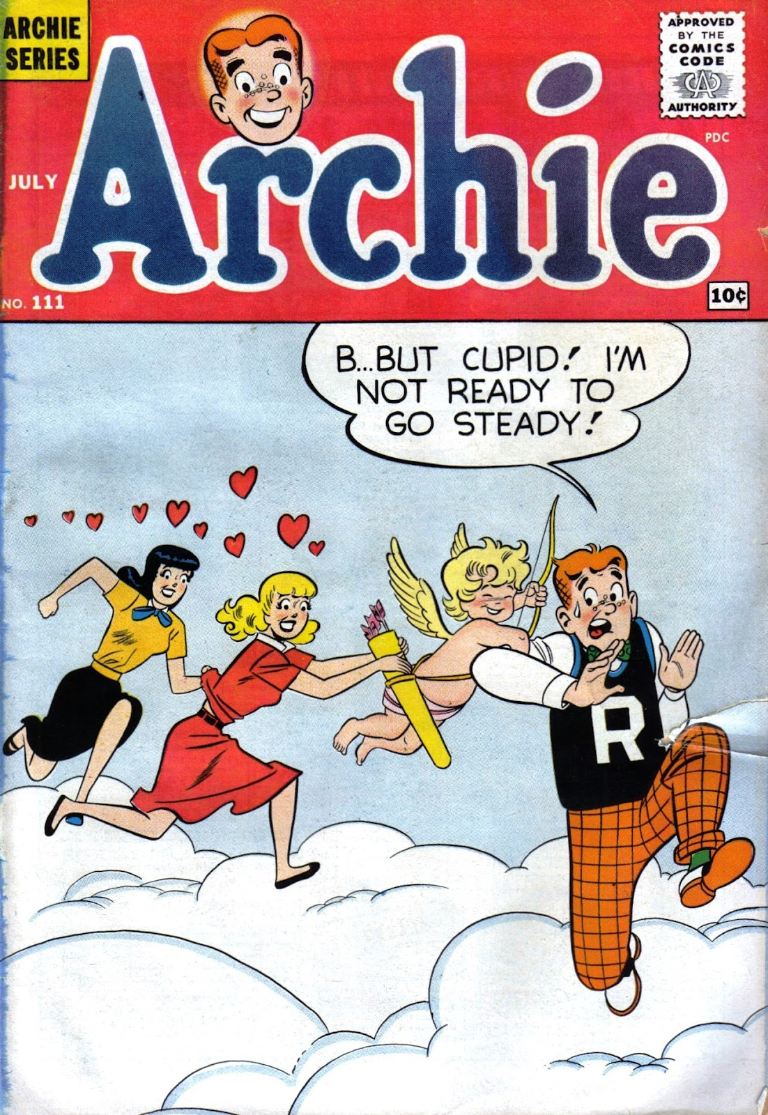 Archie Comics issue 111 - Page 1