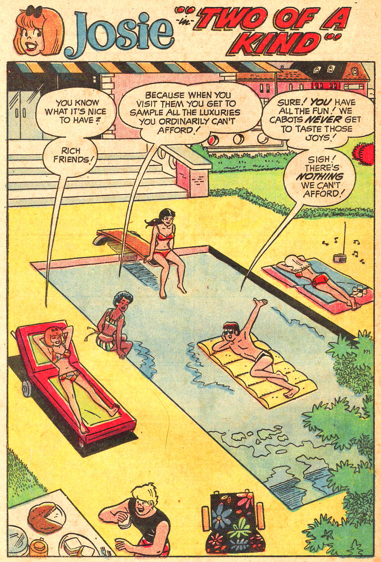 Read online She's Josie comic -  Issue #56 - 36