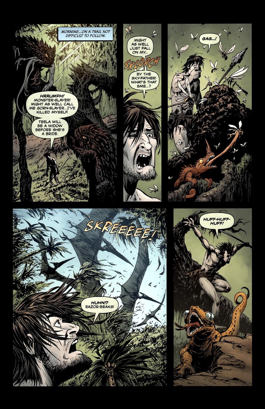Read online Tyrannosaurus Rex comic -  Issue # Full - 9