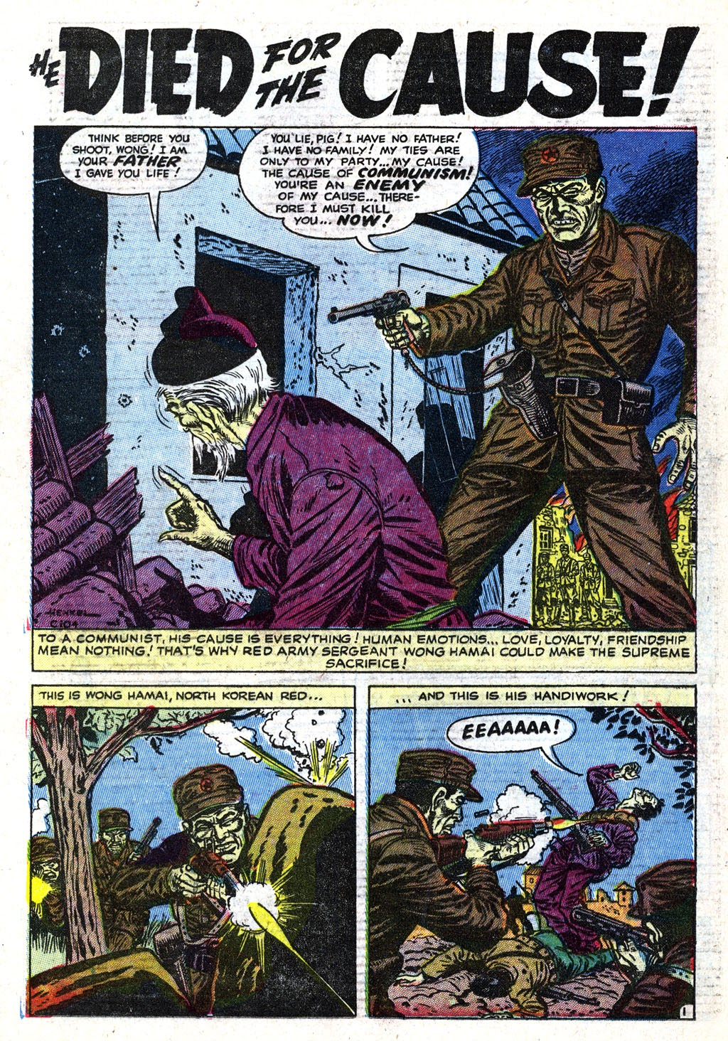 Combat (1952) issue 11 - Page 20