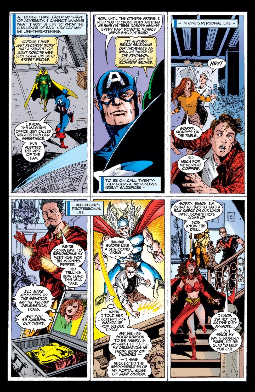 Read online Avengers (1998) comic -  Issue #Avengers (1998) Annual - 20