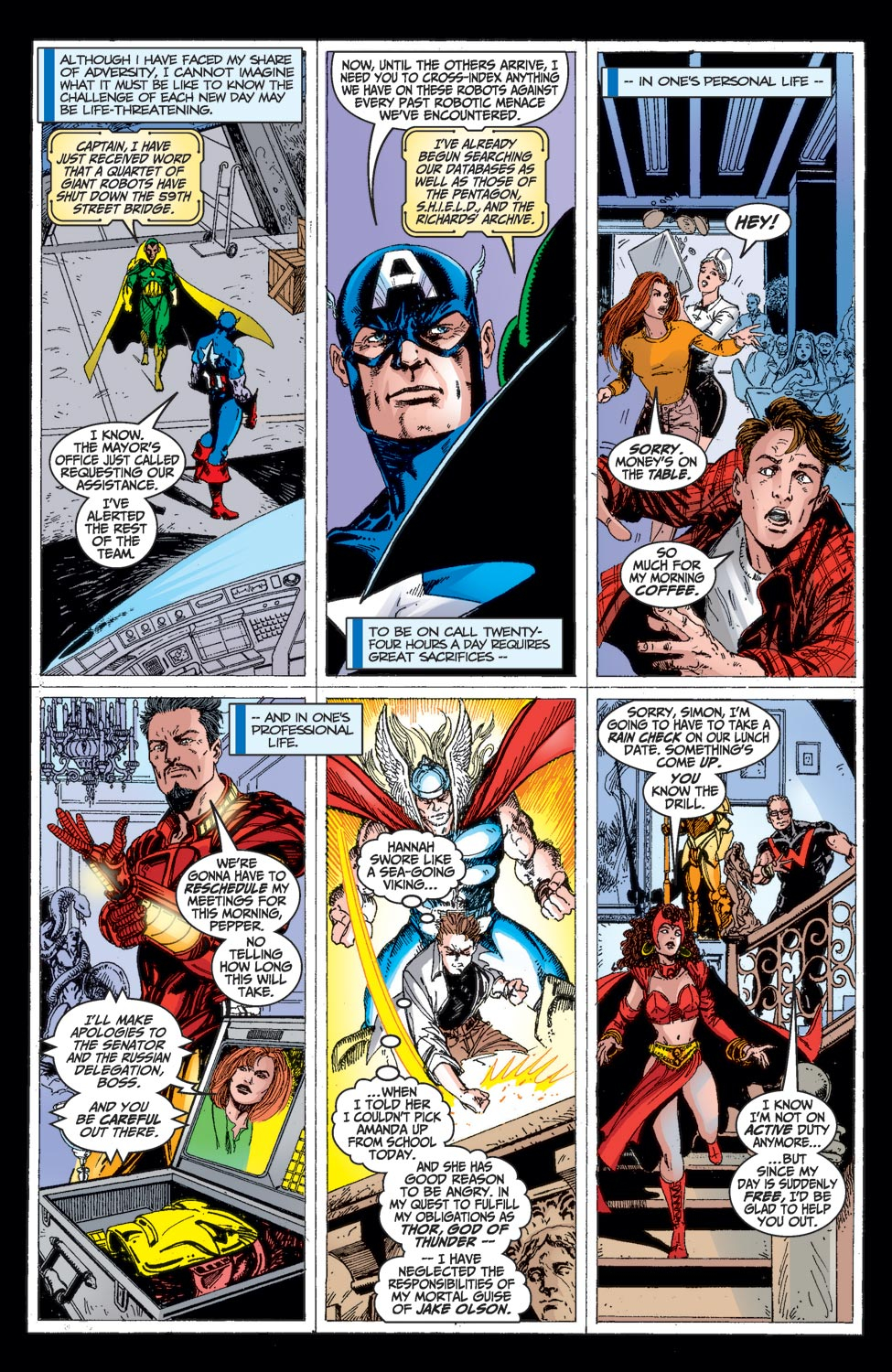 Avengers (1998) issue _Annual_1 - Page 20