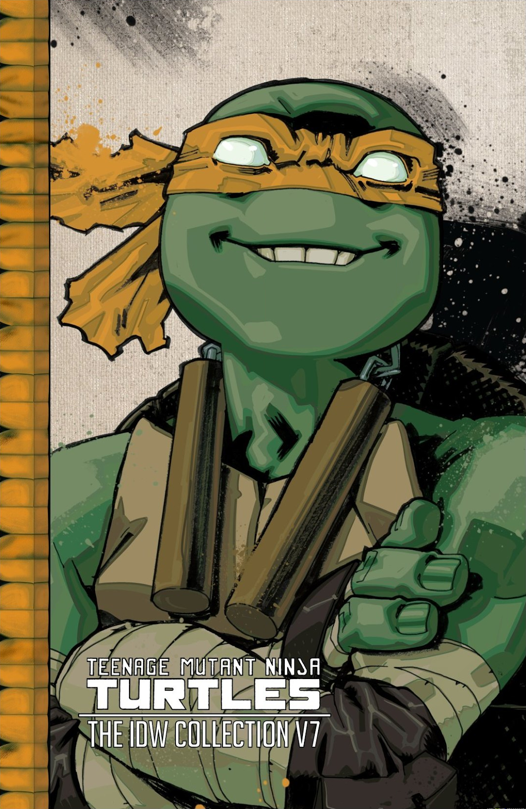 Read online Teenage Mutant Ninja Turtles: The IDW Collection comic -  Issue # TPB 7 (Part 1) - 1