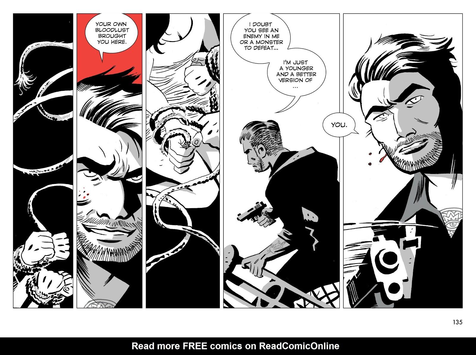 Read online Polar comic -  Issue # TPB The Kaiser Falls (Part 2) - 37
