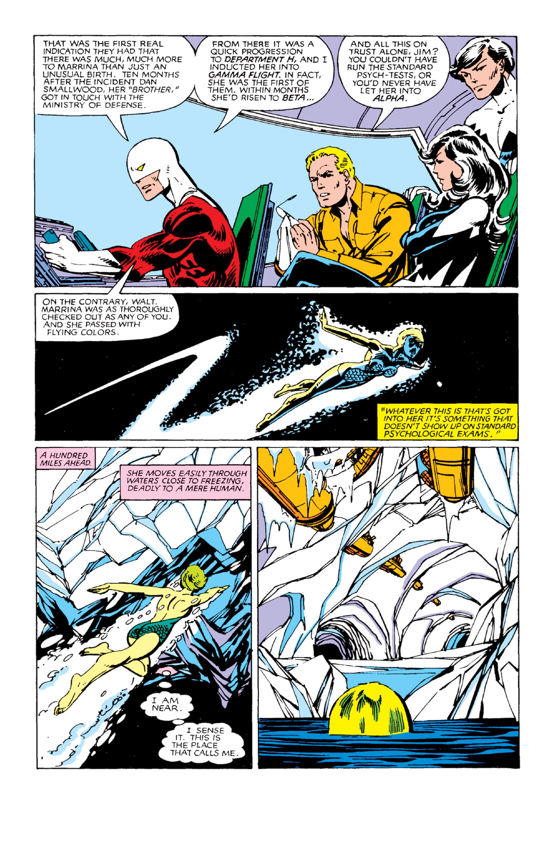 Read online Alpha Flight (1983) comic -  Issue #2 - 16