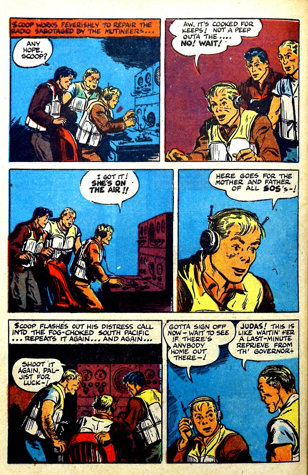 Read online Famous Funnies comic -  Issue #141 - 40