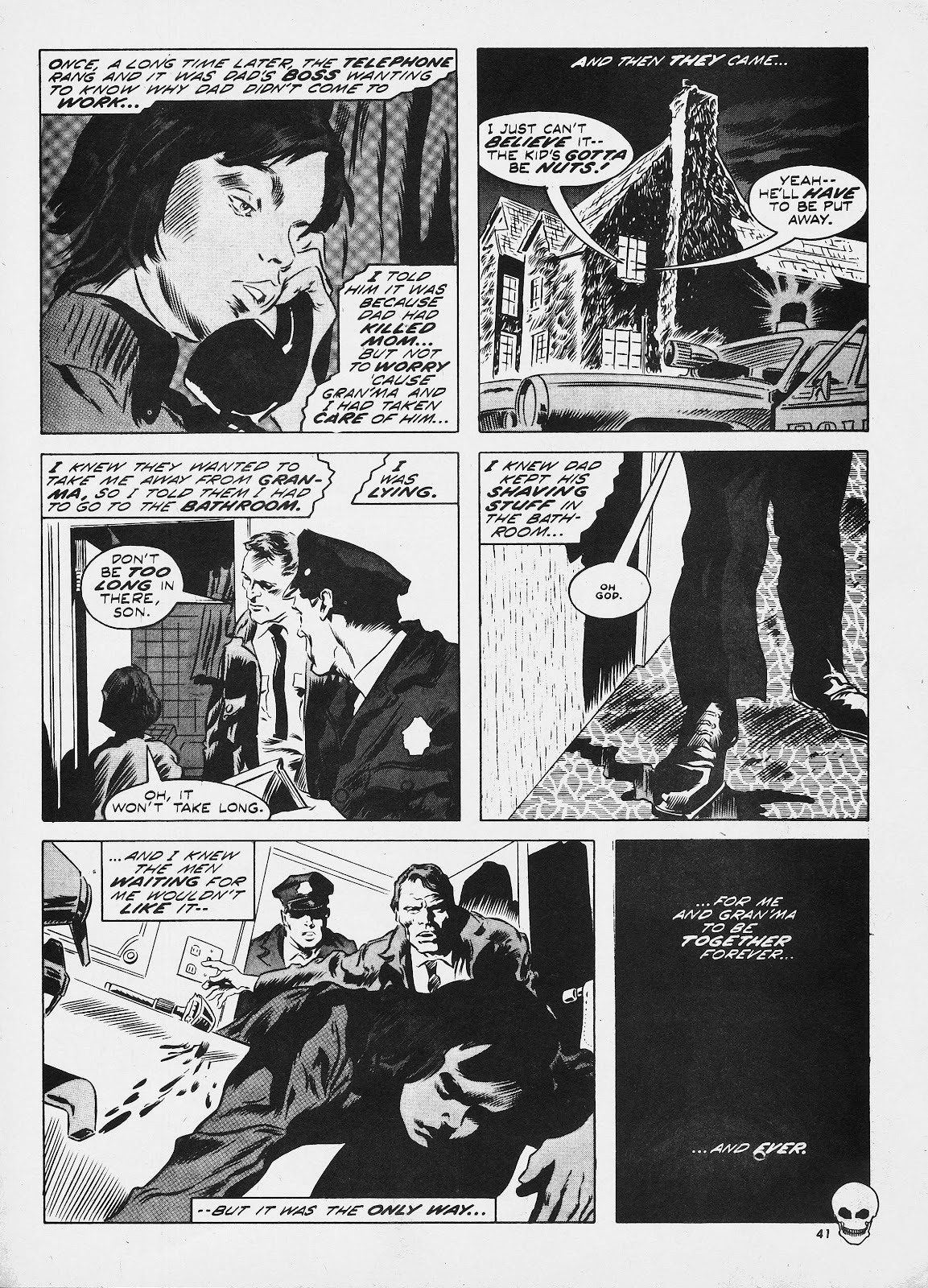 Haunt of Horror issue 2 - Page 41