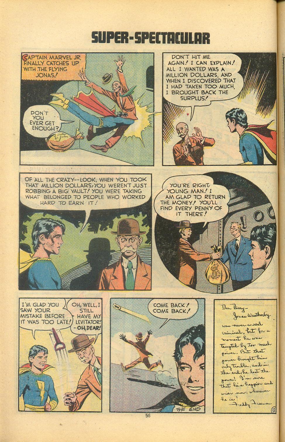 Read online Shazam! (1973) comic -  Issue #8 - 56
