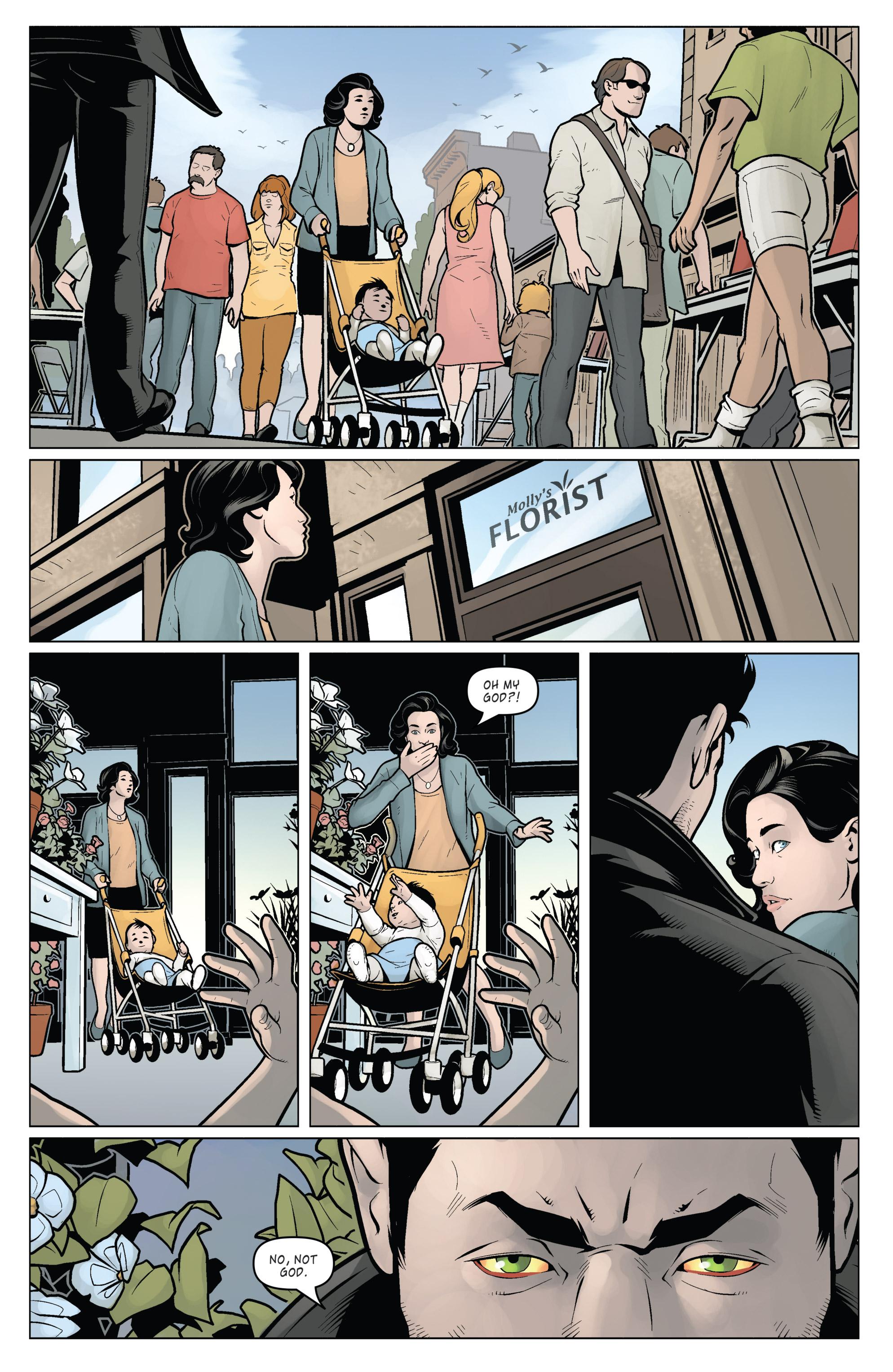 Read online Helena Crash comic -  Issue #4 - 34