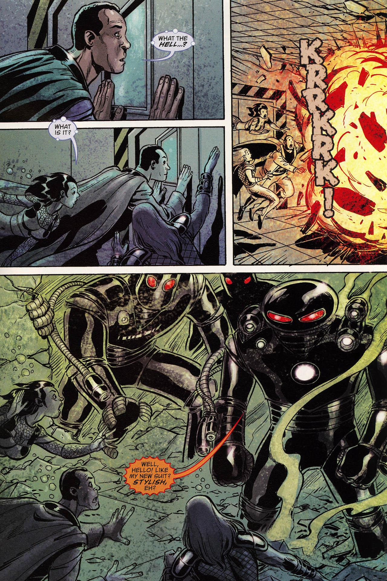 Read online Aquaman: Sword of Atlantis comic -  Issue #52 - 22