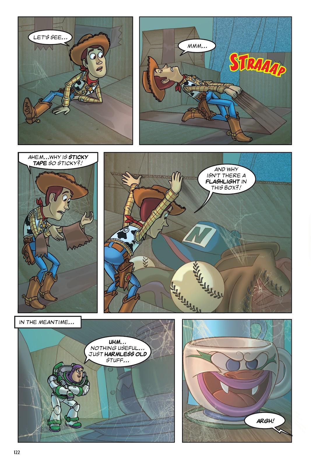 Read online DISNEY·PIXAR Toy Story Adventures comic -  Issue # TPB 1 (Part 2) - 22