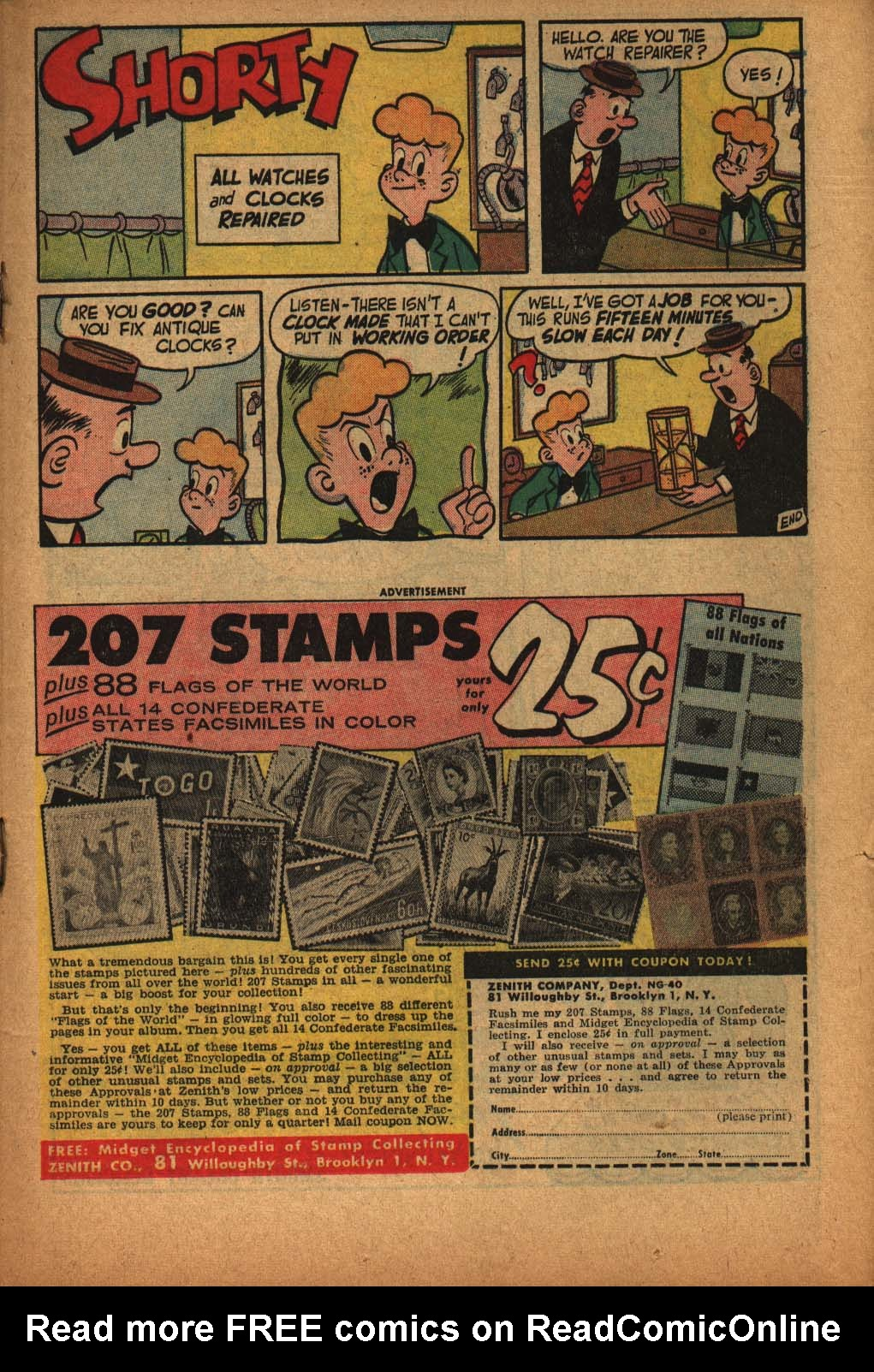 Read online Adventure Comics (1938) comic -  Issue #291 - 19