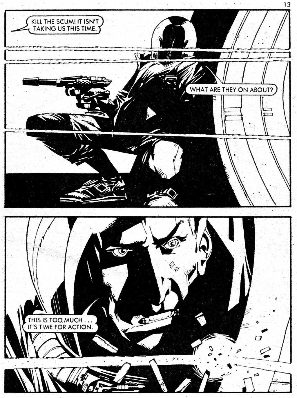 Starblazer issue 71 - Page 13