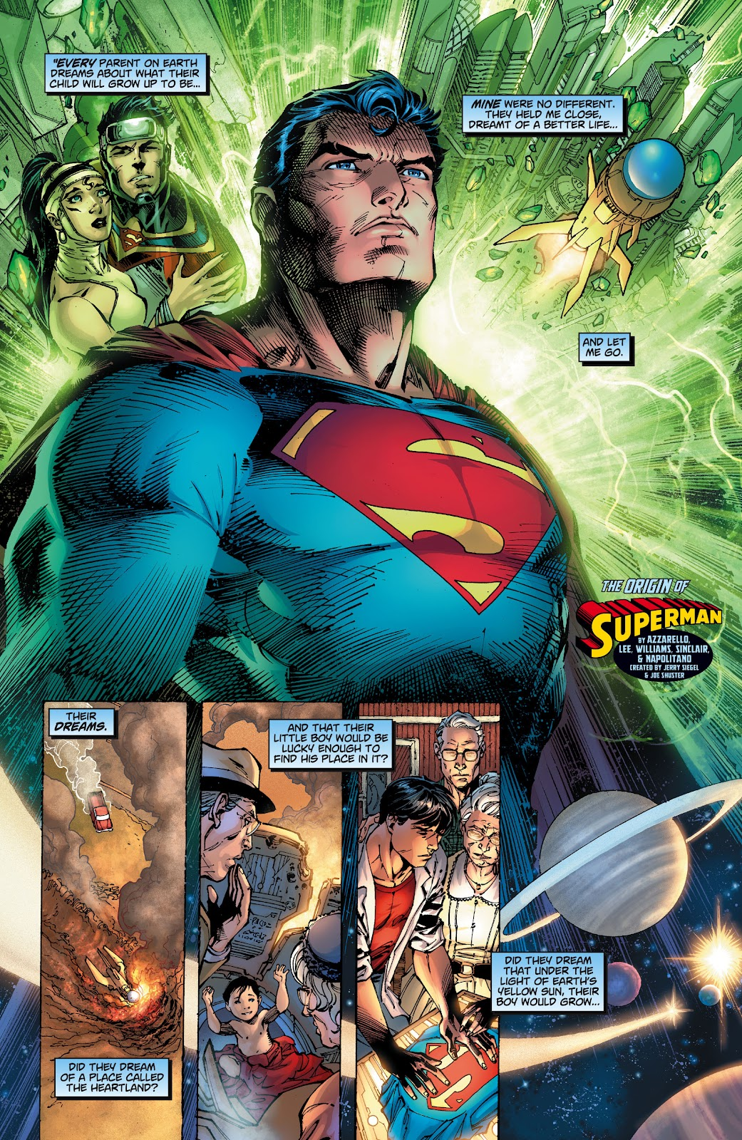 Read online Superman: For Tomorrow comic -  Issue # TPB (Part 1) - 5